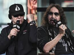 KISS guitarist Ace Frehley lashes out at Gene Simmons, claims rocker  'groped' his wife - National | Globalnews.ca