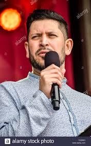 London, UK. 08th June, 2019. Abdullah Afzal is an actor presenters ...
