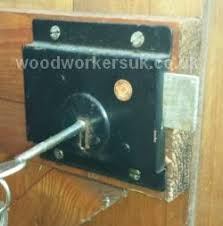 Locks For Wooden Gates Garage Doors A Guide Inwood Cymru Ltd