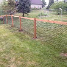 California Chain Link Croix Area Fence Dog Fence Fence Black Chain Link Fence