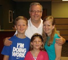 Jonathan (MA[BS] 97), Barbara (CGS 00), Josiah, and Abigail Baker ...