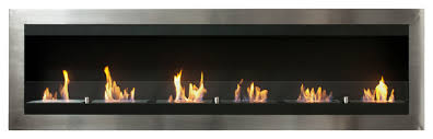 ventless bio ethanol fireplace
