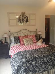 bed the wall art galvanized metal
