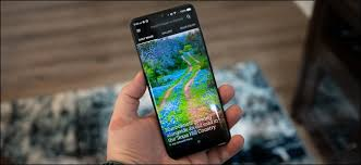 daily photos as your wallpaper on android