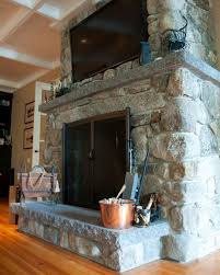 veneer granite hearth indoor