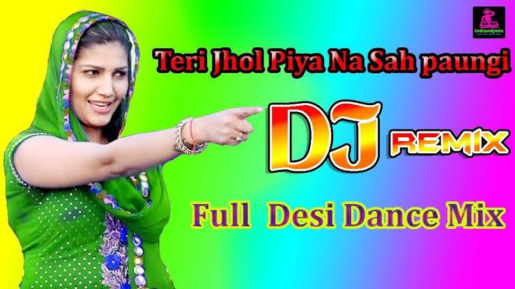 Teri  Lod Piya Na Sah Paungi Dj Dinesh Raj