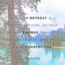 dailyom quotes nature retreat meditation reflection dailyom