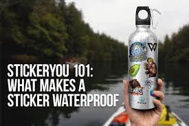 Custom Waterproof Stickers Highest Quality Stickeryou