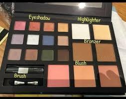 makeup palette oriflame saubhaya makeup