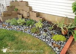 zen garden in your backyard