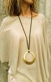 gift gold pendant