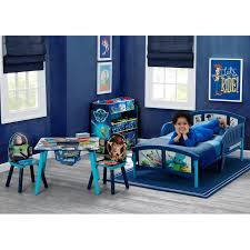 Delta Children Disney Pixar Toy Story Kids 3 Piece Writing Table And Chair Set Reviews Wayfair
