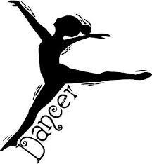 Dancer Vinyl Wall Decal Quote Words Lettering Sticker Girls Room Dance Ebay