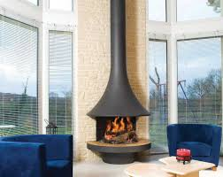 wall wood design fireplace eva 992 with