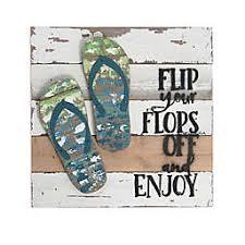 Flip Flop Decor Bed Bath Beyond