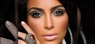 makeup like kim kardashian