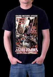 TED V. MIKELS ASTRO ZOMBIES M3 CLONED T Shirt Licensed S M L XL XXL XXXL  2018 Summer T Shirt Funny Print Shirts White T Shirt Designs From  Caisemao04, $11.68| DHgate.Com