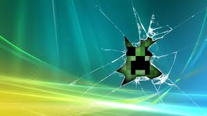 broken screen wallpaper hd