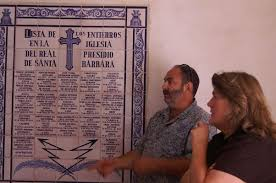 Doggie Detectives Find Burials at the Presidio - The Santa Barbara  Independent
