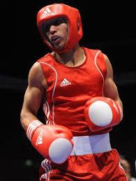 Двухсторонняя форма для бокса адидас - sportmes