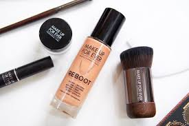 makeup forever reboot foundation review