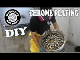 diy chrome plating solution recipe
