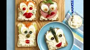 food decorations ideas for kids party