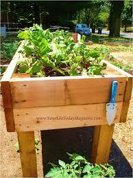 raised vegetable garden bed kits