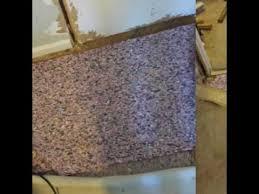 dog damaged carpet repair