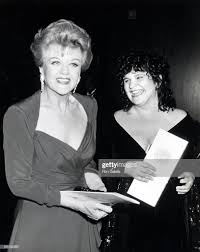Angela Lansbury and Wendy Wasserstein during 43rd Annual Tony Awards...  News Photo - Getty Images