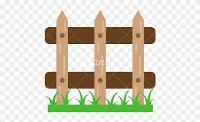 Building Fence Garden Metal Icon Garden Fence Cartoon Free Transparent Png Clipart Images Download