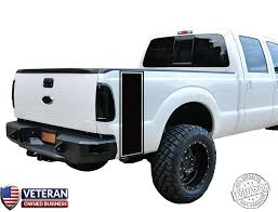 Universal Truck Bed Stripes Vinyl Decal Roe Graphics And Apparel