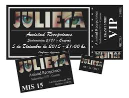 Invitaciones Tarjetas Cumpleanos Original 15 Anos 24 Unid 248