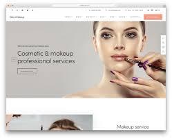 14 best makeup artist wordpress themes