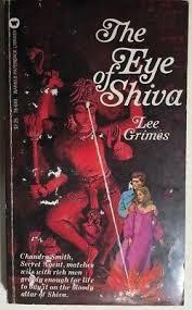 THE EYE OF SHIVA a Chandra Smith adventure by Lee Grimes (1974) Warner pb  1st | eBay