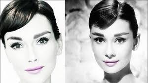 audrey hepburn makeup tutorial how to
