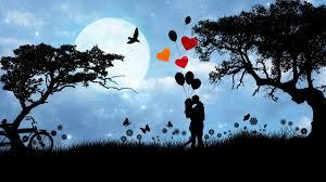 Imágenes de paisajes románticos en pareja   Descargar imágenes gratis