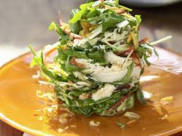 Crab Meat and Rocket Salad recipe