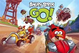 Angry Birds Go!': A good racing game on a collisioncourse with ...