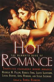 the mammoth book of hot romance sonia