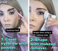 makeup hacks the tiktok tips you