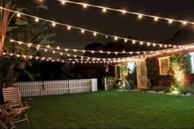 backyard lighting ideas 23 inspiring