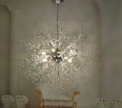 led chandelier light fixture