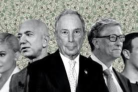Groovewallet's Billionaires List 2020