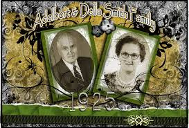 And it all started with Adelbert & Della Smith: Doyle & Reva