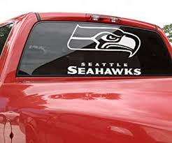 Amazon Com Seattle Seahawks 18 X18 Die Cut Decal Automotive