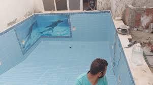 شركة تنظيف مسابح بمكة , ماتشلش هم تنظيف حمامات السباحة - نايس