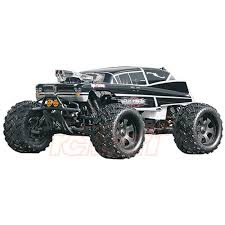 Hpi Racing Grave Robber Clear Body For Savage X Flux Traxxas T Maxx E Maxx