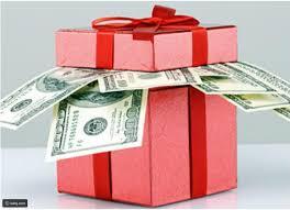 لعشاق المفاجآت طرق مبتكرة لتقديم النقود كهدية رائج