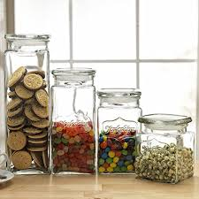 19 greatest glass canister sets top